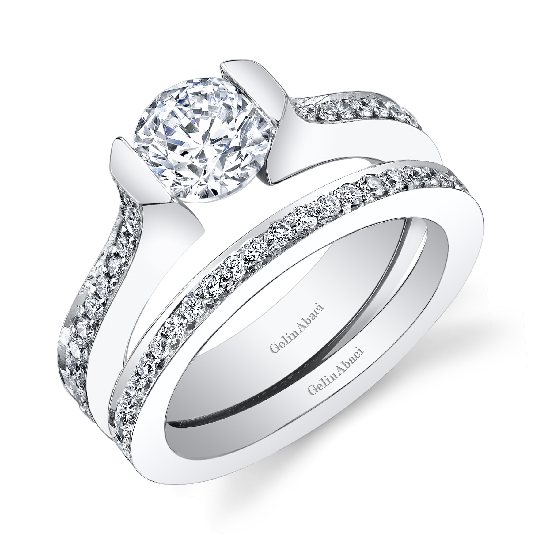Gelin Abaci Engagement Rings TR-B255 product image