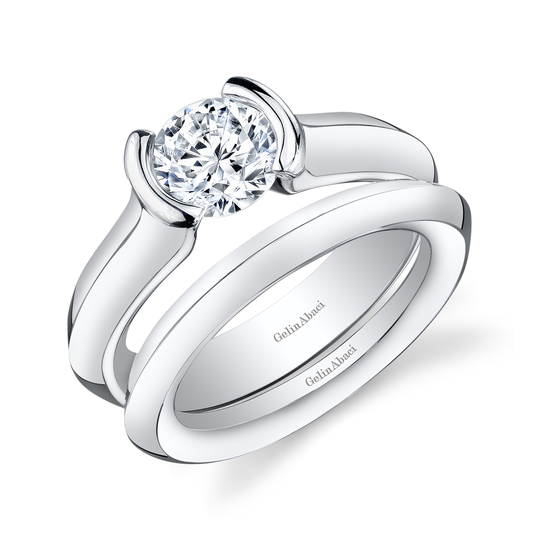 Gelin Abaci Engagement Rings TR-B256 product image