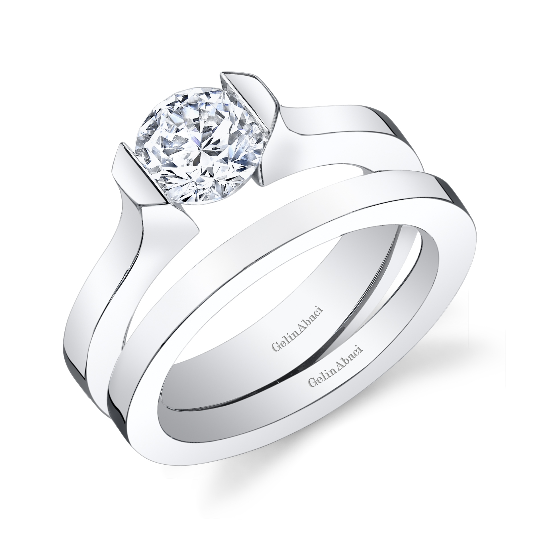 Gelin Abaci Engagement Rings TR-B257 product image
