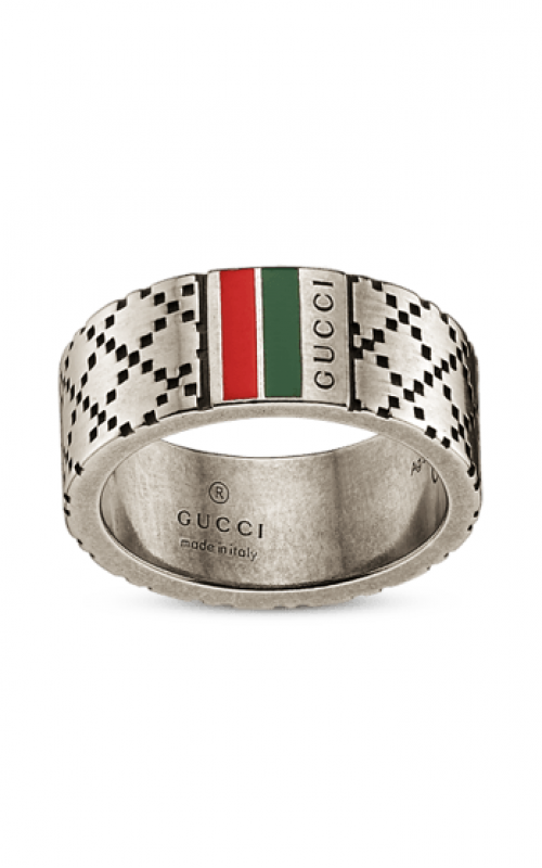 21415df0758 Gucci Silver Ring YBC295675001 product image