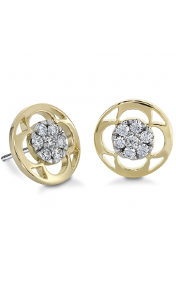 Copley Pave Stud Earrings product image