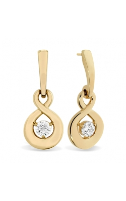 Hearts On Fire Optima Earrings HFEOPSD00358Y product image
