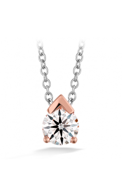 Aerial Single Diamond Pendant product image