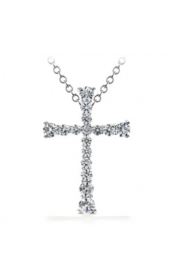 Divine Journey Cross Pendant Necklace product image