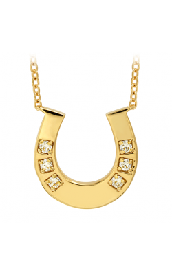 HOF Horseshoe Necklace product image