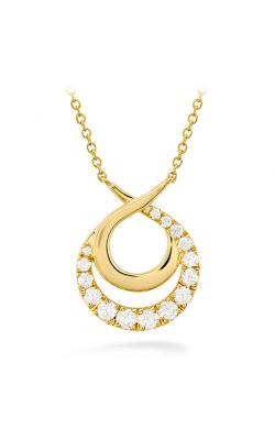 Optima Double Circle Necklace product image
