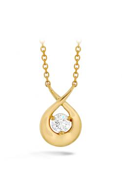 Optima Single Diamond Pendant product image