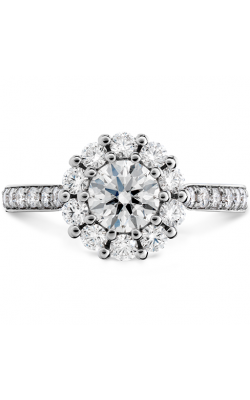 Beloved Open Gallery Engagement Ring-Diamond Band product image