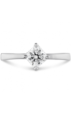 Dream Offset Signature Solitaire Engagement Ring product image