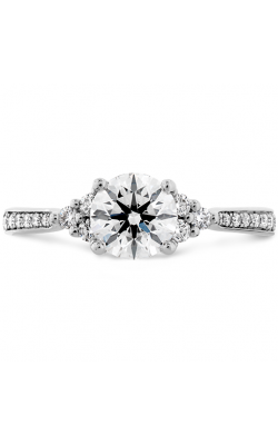 Felicity Queen Anne Engagement Ring-Diamond Band product image