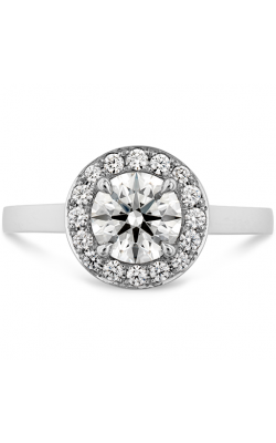 Illustrious Halo Engagement Ring product image