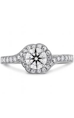 Lorelei Bloom Engagement Ring-Diamond Band product image