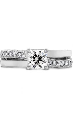 Lorelei Dream Single Cross Over Engagement Ring product image