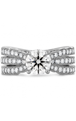 Lorelei Triple Diamond Row Engagement Ring product image