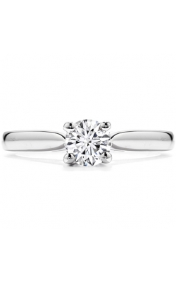 "Purely Bridal Four Prong ""V"" Gallery product image"