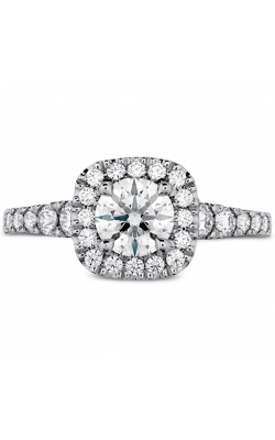 Transcend Premier Custom Halo Engagement Ring product image
