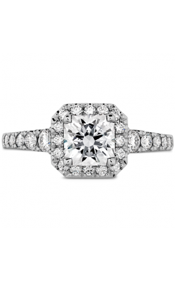 Transcend Premier Dream Halo Engagement Ring product image