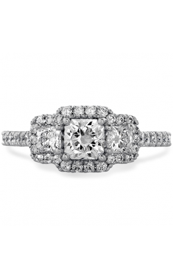 Transcend Three-stone Dream Engagement Ring product image