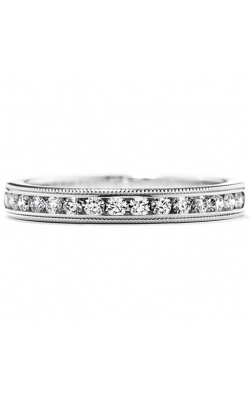 Eterne Milgrain Wedding Band product image