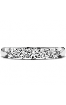 Hearts On Fire Five-Stone Wedding band 5STB00258W-C product image