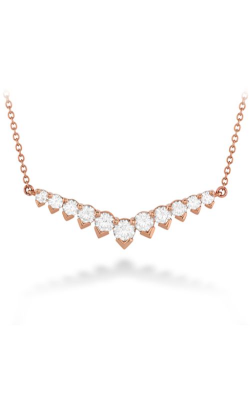 Aerial Diamond V Necklace product image