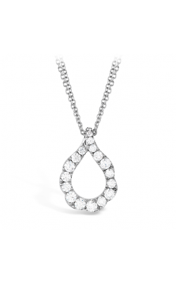 Lorelei Crescent Diamond Pendant product image