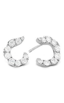 Lorelei Crescent Diamond Earrings product image