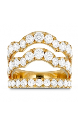 Lorelei Triple Wave Diamond Ring product image
