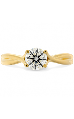 Simply Bridal Twist Solitaire Engagement Ring product image