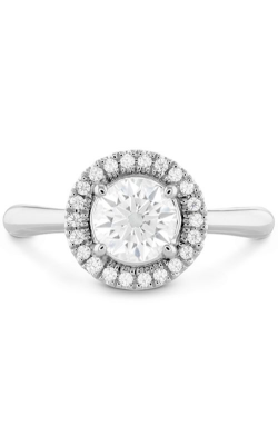 Destiny HOF Halo Engagement Ring product image
