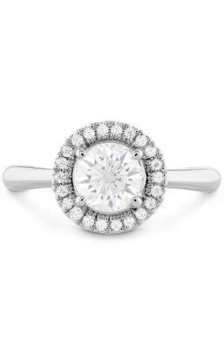 Destiny HOF Halo Engagement Ring product image