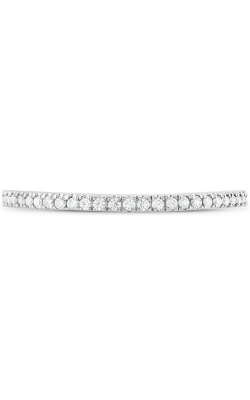Brielle Curved Diamond Band product image