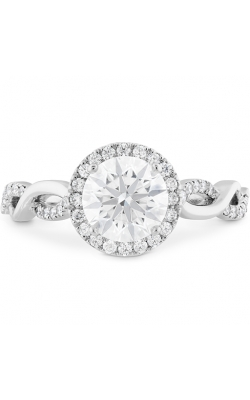 Hearts On Fire Destiny Engagement Ring HBRDSTLH00558WAA-N product image