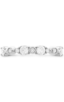 HOF Teardrop Bezel Diamond Band product image