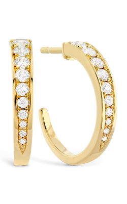 Triplicity Small Hoop Earrings product image