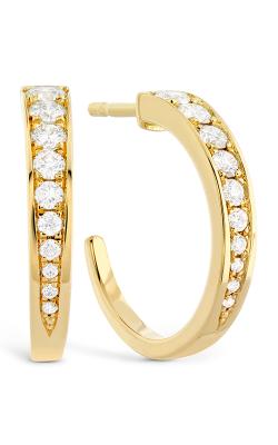 Triplicity Small Hoop Earrings product image