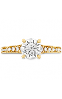 Liliana Milgrain Engagement Ring HBRDLILMG00558WAA-C product image