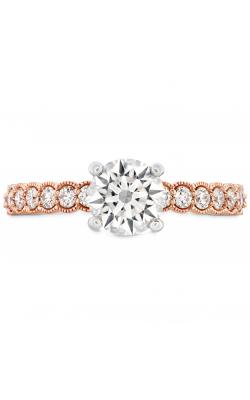 Isabelle Milgrain Engagement Ring HBRISABML00758WAA-N product image