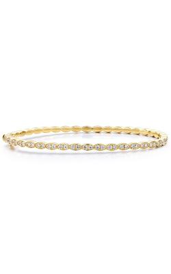 Lorelei Floral Diamond Bangle product image