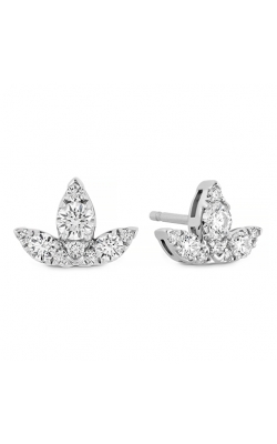 Aerial Triple Diamond Stud Earrings - S product image
