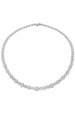 Fulfillment Diamond Line Necklace product image