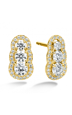 1.27 ctw. Aurora  Earrings in 18K Yellow Gold product image