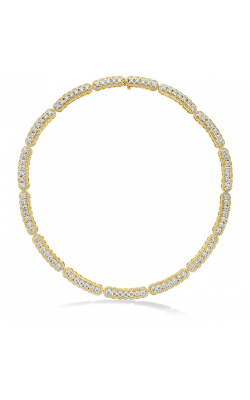 20.21 ctw. Aurora Line Necklace in 18K Yellow Gold product image