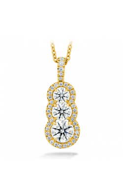 1.07 ctw. Aurora Pendant - Large in 18K Yellow Gold product image