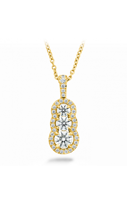 0.77 ctw. Aurora Pendant - Small in 18K Yellow Gold product image