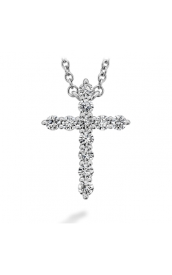 Signature Cross Pendant - Medium HFPSIGCR00328W product image