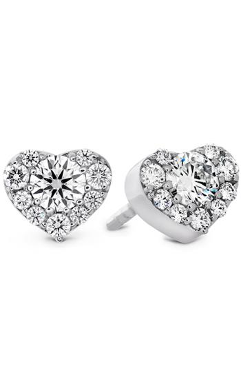 Fulfillment Heart Stud Earrings product image