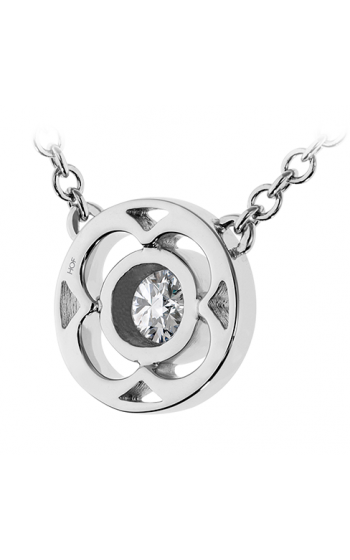 Copley single diamond pendant aloadofball Choice Image