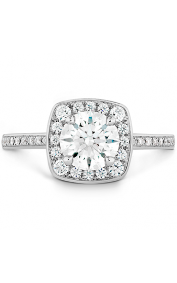 Euphoria Custom Halo Engagement Ring product image