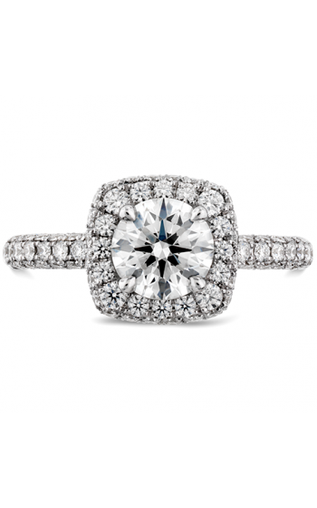 Euphoria Pave Engagement Ring product image